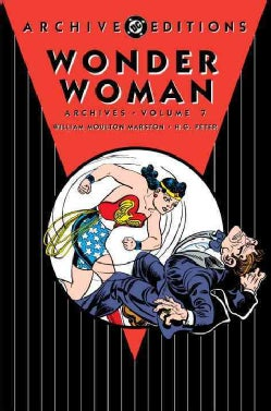 Wonder Woman Archives 7 (Hardcover)
