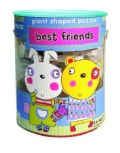 Soft Shapes Giant Shaped Puzzles: Best Friends (Big Pieces for Little Hands!) (General merchandise)