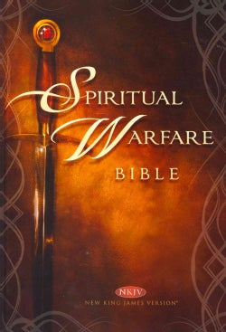 Spiritual Warfare Bible: New King James Version (Hardcover)
