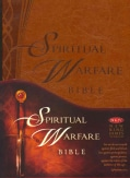 Spiritual Warfare Bible: New King James Version Devotional, Imitation Leather (Paperback)