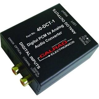 Calrad Electronics Digital to Analog Converter