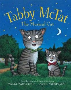 Tabby McTat, the Musical Cat (Hardcover)