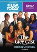 The Glee Cast: Inspiring Gleek Mania (Hardcover)