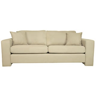 angelo:HOME Angelo Washed Khaki Tan Sofa