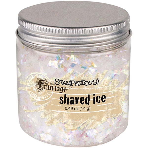 Stampendous Shaved Ice Glitter (4 Ounces)