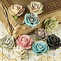 Pixie Glen Coventry Rose Paper Flowers (Pack of 10)