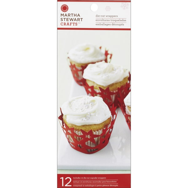 Martha Stewart Woodland 2-inch Cupcake Wrappers (Pack of 12)