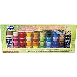 Americana Matte Color Acrylics (Pack of 34)