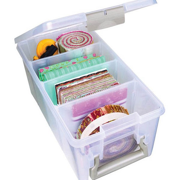 Artbin Super Semi-Satchel Plastic Storage Container