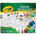 Crayola Deluxe Sticker Set