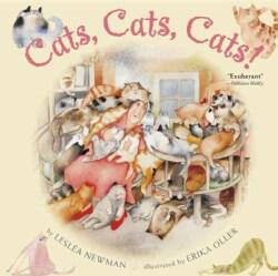 Cats, Cats, Cats (Paperback)