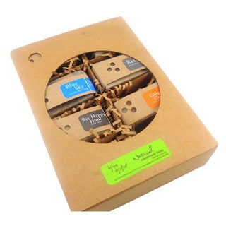 All-natural Vegan Handmade Natural Glycerin Moisturizing Soap Sampler (Set of 8)