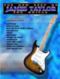 New Best of James Taylor for Guitar (Paperback)