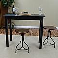 Wood/Metal Adjustable Pavina Barstool