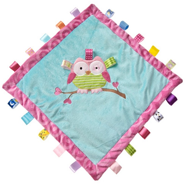 Mary Meyer Oodles Owl Cozy Blanket