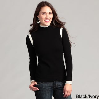 Cullen Women's Cashmere Long-sleeve Top