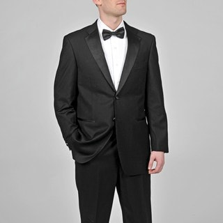 Caravelli Men's Black Tuxedo