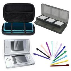 Insten Lite Eva Case/ Screen Protector/ Stylus for Nintendo DS Lite