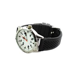 Pierre Jill Men's Effortless Black Watch