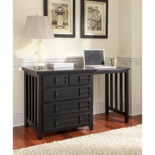 Arts and Crafts Black Expand-a-desk