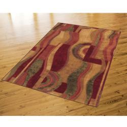 Mohawk Home Picasso Multi Contemporary Rug (8' x 10')