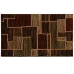 Mohawk Home Woodstock Rust Rug (2'1 x 3'8)