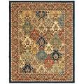 Safavieh Handmade Heritage Heirloom Multicolor Wool Rug (12' x 15')