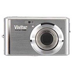 Vivitar ViviCam S325 16.1 Megapixel Compact Camera - Silver