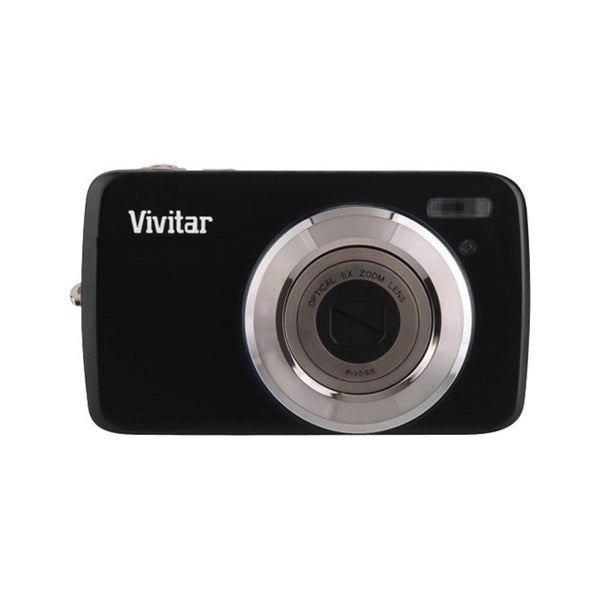 Vivitar VS536 16.1MP Black Digital Camera