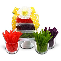 Alder Creek Gift Baskets Tempting Licorice Treats Tower