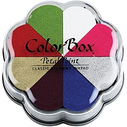 Colorbox Petal Point 'Celebrate' Options Pigment Pad