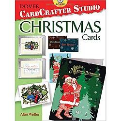 Dover Publications Christmas Card Maker Digital Scrapbook