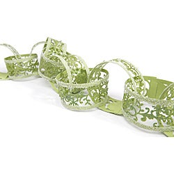 Sizzix 'Christmas Paper Chain with Holly Flourish' Sizzlits Decorative Strip Die