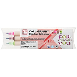 Zig Memory System 'Calligraphy Blending Collection' Gift Markers
