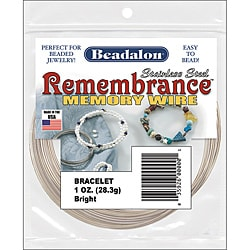 Beadalon 'Bright' Memory Wire