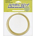 Beadalon 'Brass' Non-Tarnish 16-gauge Artistic Wire (10' Roll)