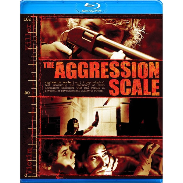 The Aggression Scale (Blu-ray Disc) 8861852
