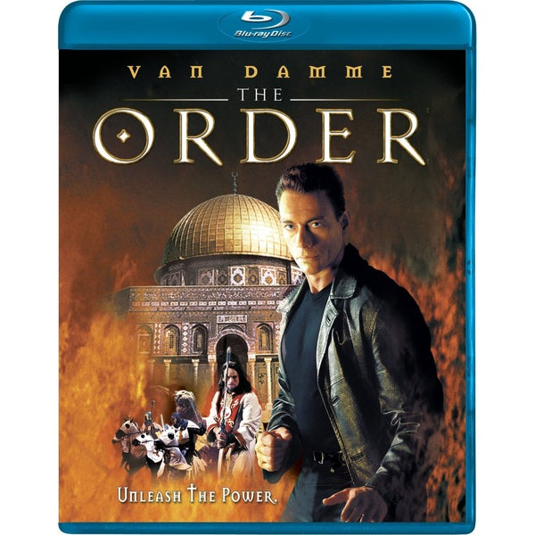 The Order (Blu-ray Disc) 8861862