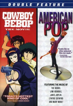 Cowboy Bebop/American Pop (DVD)