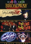Direct From Broadway Triple Feature (DVD)