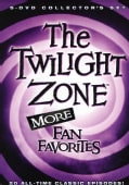 The Twilight Zone: More Fan Favorites (DVD)