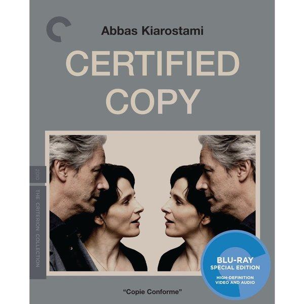 Certified Copy (Blu-ray Disc) 8861916