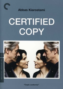 Certified Copy (DVD)