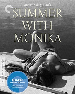 Summer with Monika - Criterion Collection (Blu-ray Disc)