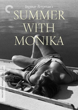 Summer with Monika - Criterion Collection (DVD)