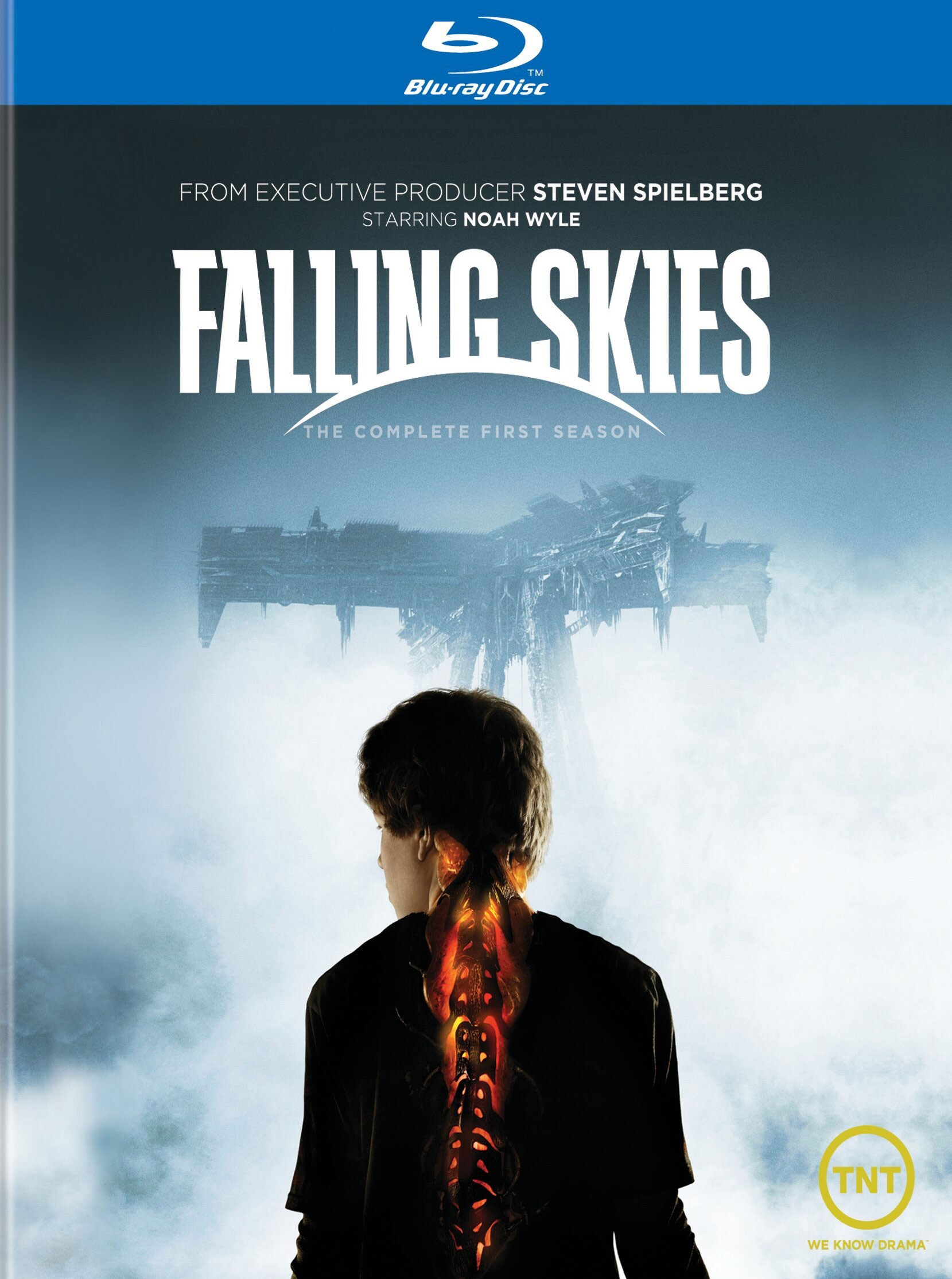 Falling Skies: The Complete First Season (Blu-ray Disc)