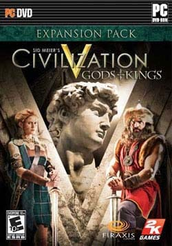 PC - Civiliation V Gods And Kings