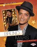 Bruno Mars: Pop Singer and Producer (Hardcover)