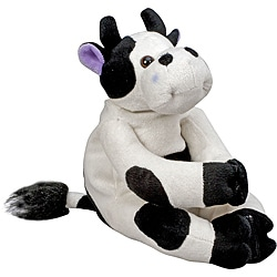 Healthsmart Children's Reusable 'Margo Moo' Hot/Cold Compress