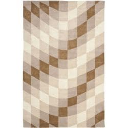 Safavieh Handmade Soho Prism New Zealand Wool Rug (7'6 x 9'6)